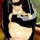 55Jared with Chubby Cat